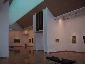 尾西市三岸節子記念美術館